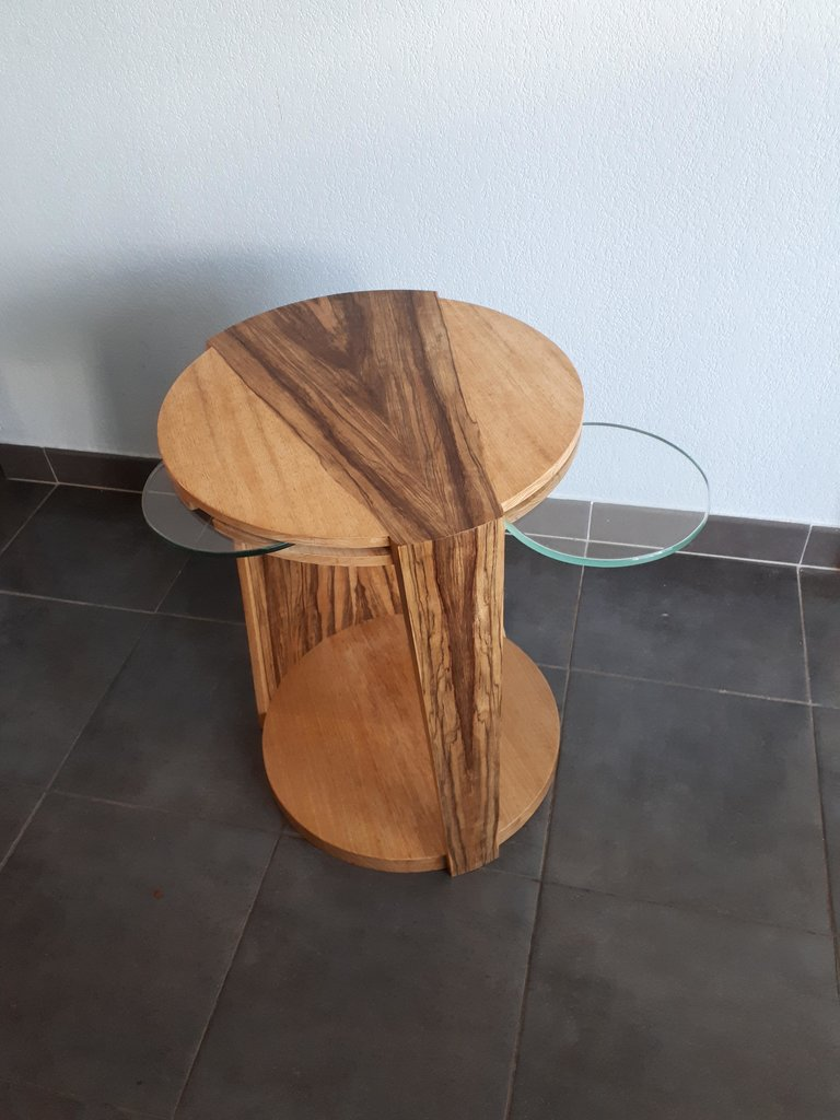 Table Basse Bubble