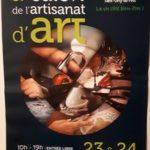 37ème salon de l'artisanat d'Art